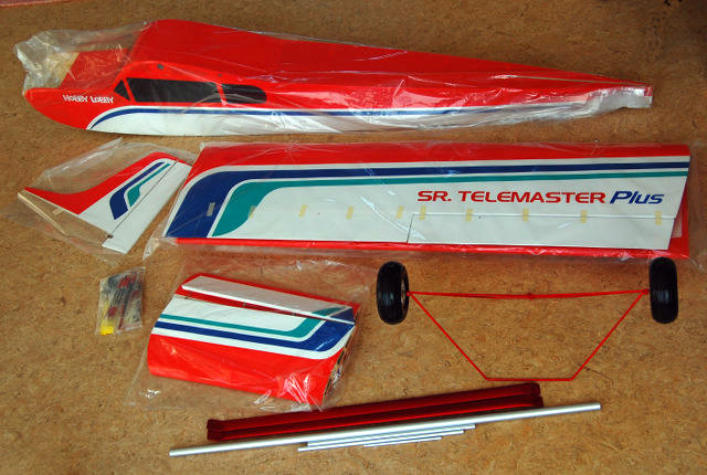 Senior Telemaster Plus by Hobby Express